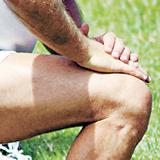коліно після травми