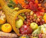 правильне харчування восени