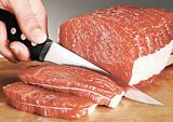 не дивіться на м'ясо з жадібністю...
