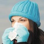 Винуватець алергії — холод