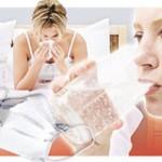 При грипі голод — на користь