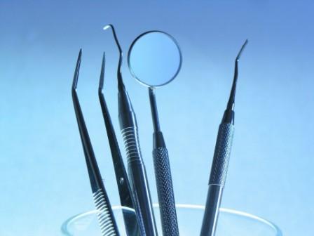 Меблі та інвентар для стоматології