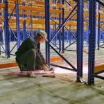 Монтаж і демонтаж стелажів