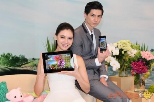 ASUS выпускает очередной гибрид смартфона и планшета