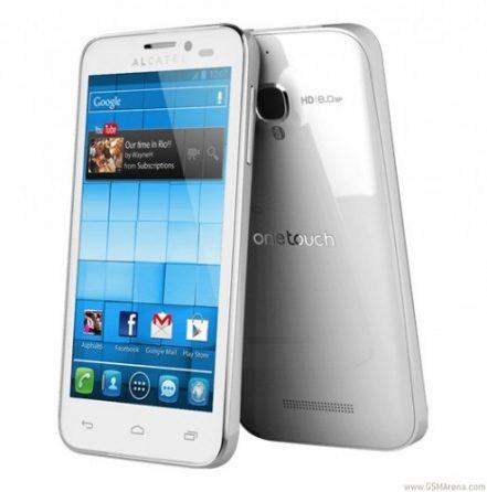 Alcatel подготовила симпатичный смартфон с LTE