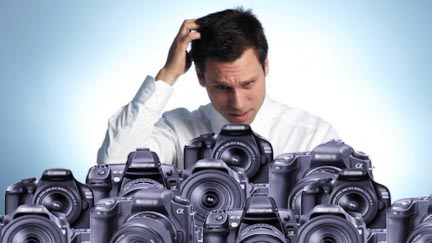 Выбор цифрового фотоаппарата
