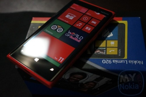 Скидки на Lumia 920 у нас и в США