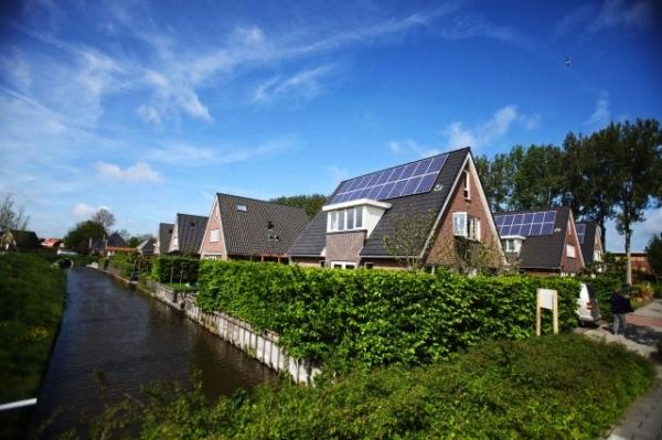 дом за городом можно сделать совершенно автономным