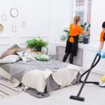 Вас интересует профессиональная уборка квартиры? Выбирайте клининговую компанию «Конкордия»!