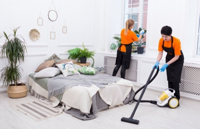 Вас интересует профессиональная уборка квартиры?